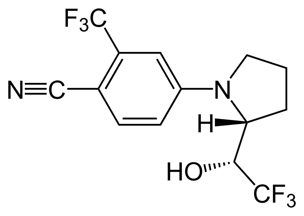 ligandrol chemical structure