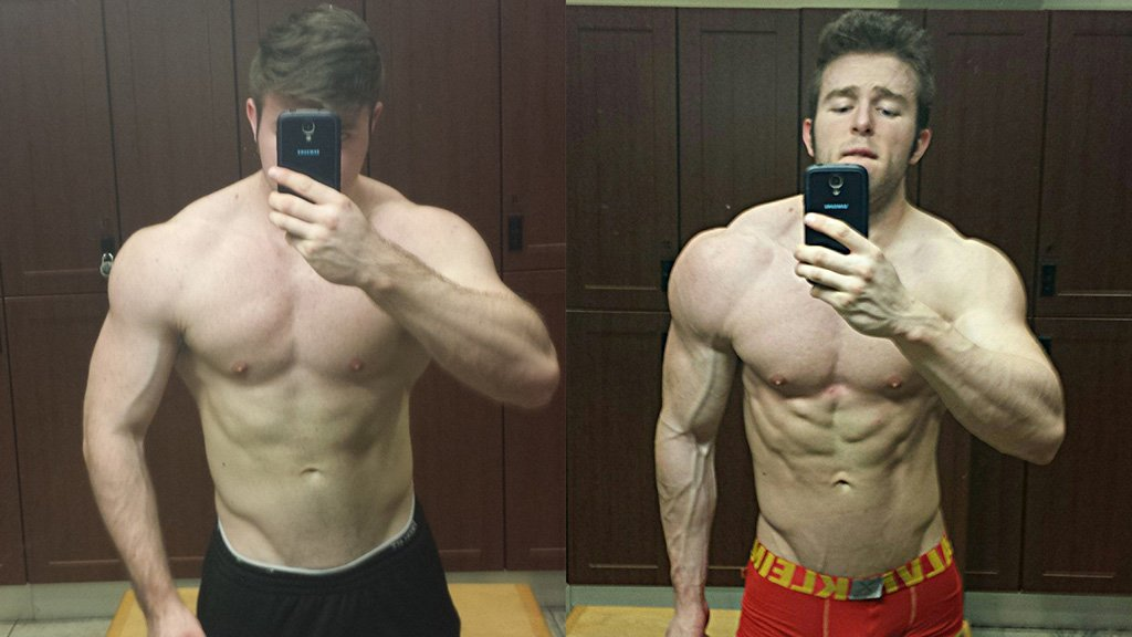 ostarine before and after results