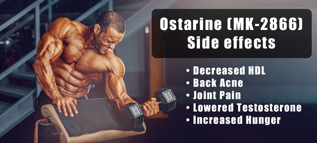 ostarine side effects