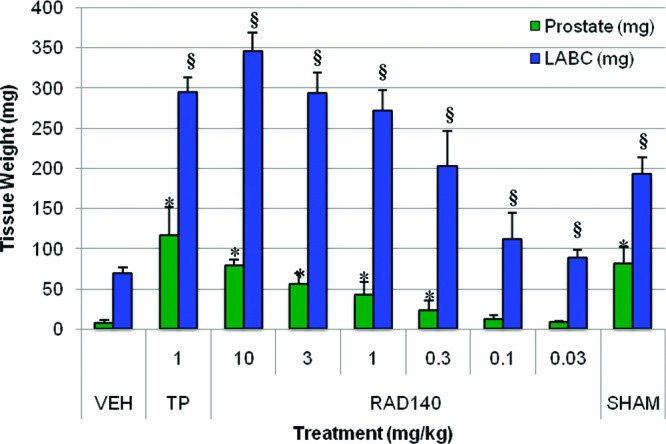 rad 140 clinical trial