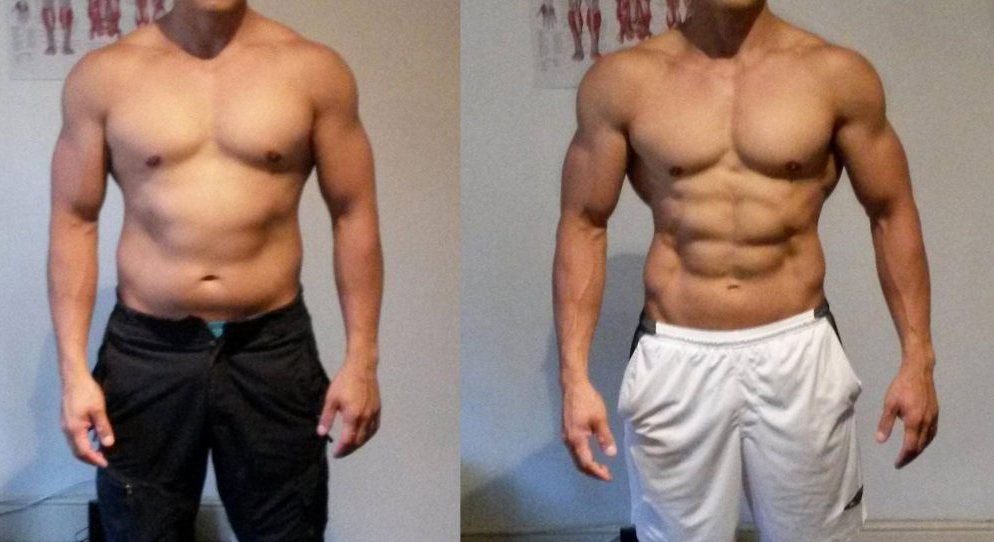 yk11 before and after results