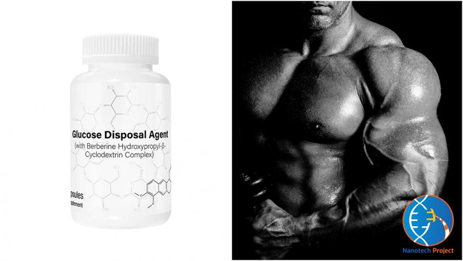 glucose disposal agent